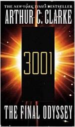 3001 the Final Odyssey (Mass Market Paperback)