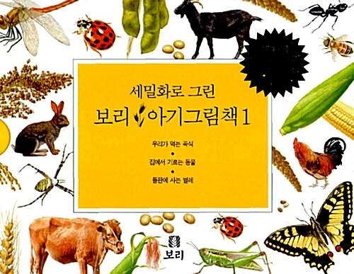 세밀화로 그린 보리 아기그림책 1 - 전3권