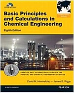 Basic Principles and Calculations in Chemical Engineering (Paperback, 8th International)