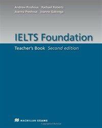 IELTS Foundation Second Edition Teacher's Book (Paperback)