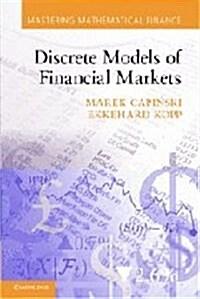 Discrete Models of Financial Markets (Paperback)