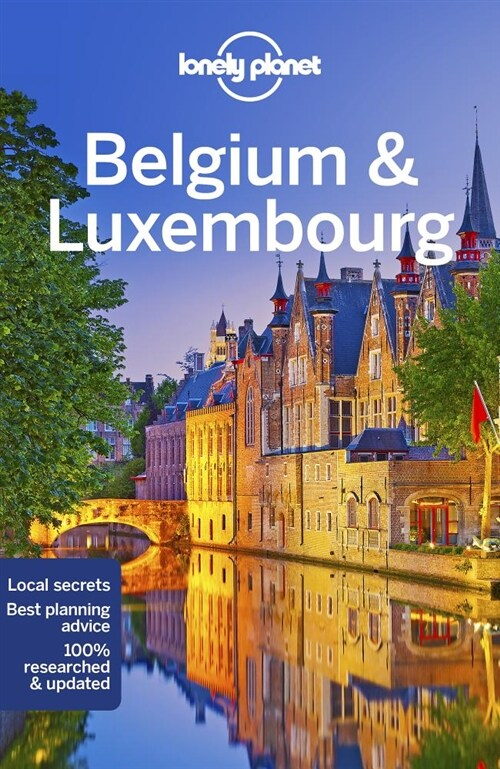 Lonely Planet Belgium & Luxembourg (Paperback, 7)