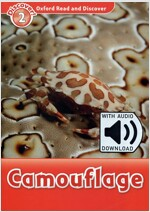 Oxford Read and Discover: Level 2: Camouflage Audio Pack (Package)