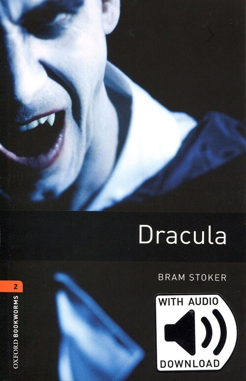 OBL 3E 2: Dracula (with MP3) (Paperback, MP3 Downlead Card)