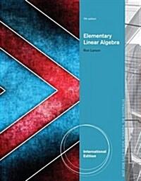 Elementary Linear Algebra (Paperback, International, 7th Edition)