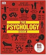 The Psychology Book : Big Ideas Simply Explained (Hardcover)