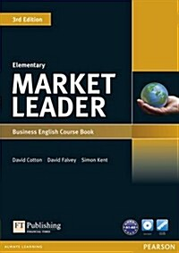 Market Leader 3rd Edition Elementary Coursebook & DVD-Rom Pack (Package)