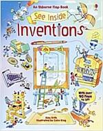 [중고] See Inside Inventions (Hardcover)
