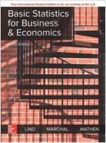 Basic Statistics for Business and Economics (Paperback, 9 ed)