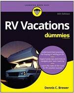 RV Vacations for Dummies (Paperback, 6)