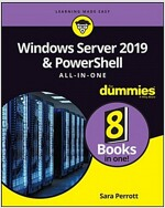 Windows Server 2019 & Powershell All-In-One for Dummies (Paperback)