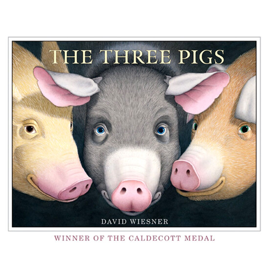 The Three Pigs (Paperback)