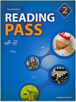 Reading Pass 2 : Student Book with CD, 2/E (Paperback, Audio CD, 2nd Edition)