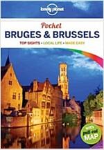 Pocket Bruges & Brussels (Paperback, 2)