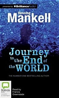 Journey to the End of the World (Audio CD, Library)
