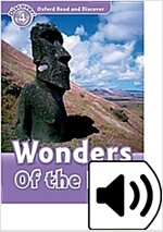 Oxford Read and Discover: Level 4: Wonders of the Past (with MP3) (Paperback)