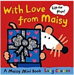 With Love from Maisy (Hardcover, Mini ed)