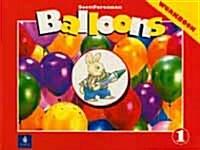[중고] Balloons 1 (Paperback)