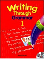 Writing Through Grammar 1 (Paperback + Audio CD 1장)