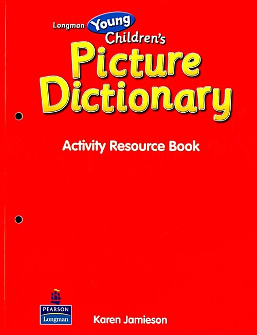 Longman Young Children Picture Dictionary ACT Resource Book (Paperback)