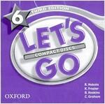 (3판)Let's Go 6: Audio CDs (CD 2장, 3rd)