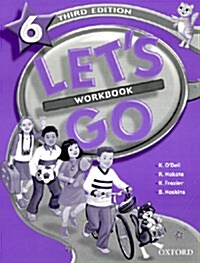 Lets Go: 6: Workbook (Paperback)