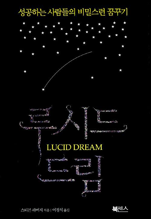 루시드 드림 : 성공하는 사람들의 비밀스런 꿈꾸기