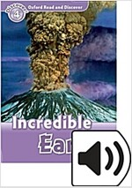 Oxford Read and Discover: Level 4: Incredible Earth Audio Pack (Package)