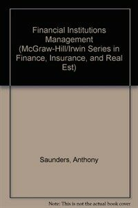 Financial institutions management : a risk management approach 4th ed