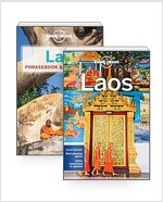 [세트] Lonely Planet Laos + Phrasebook