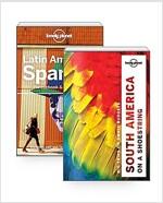 [세트] Lonely Planet South America on a Shoestring + Spanish Phrasebook