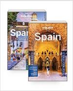 [세트] Lonely Planet Spain + Phrasebook