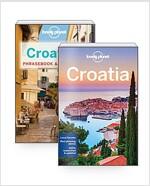 [세트] Lonely Planet Croatia + Phrasebook