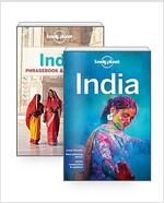 [세트] Lonely Planet India + Phrasebook