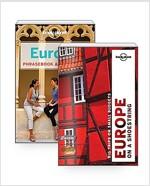 [세트] Lonely Planet Europe on a Shoestring + Phrasebook
