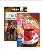 [세트] Lonely Planet Turkey + Phrasebook