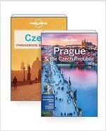[세트] Lonely Planet Prague & the Czech Republic + Phrasebook