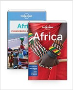 [세트] Lonely Planet Africa + Phrasebook