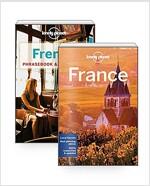 [세트] Lonely Planet France + Phrasebook