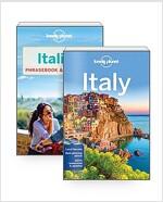 [세트] Lonely Planet Italy + Phrasebook