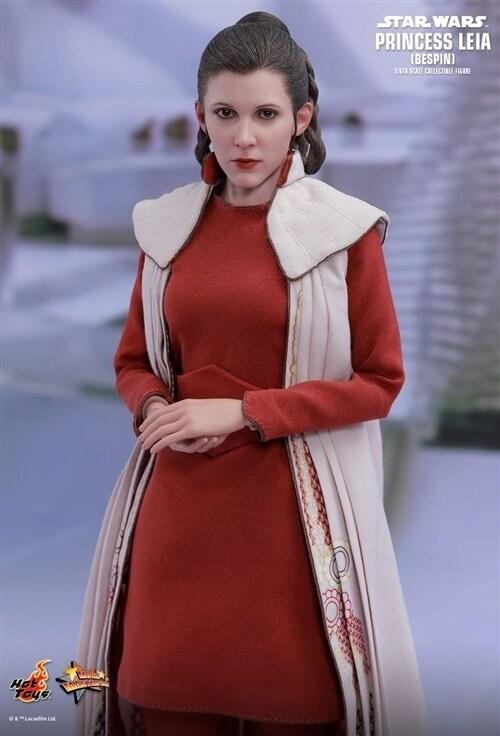 [Hot Toys] 스타워즈 에피소드5 제국의 역습 레이아공주 MMS508 - 1/6th scale Princess Leia (Bespin)