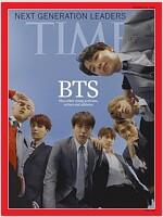 TIME Asia (주간 아시아판): 2018년 10월 22일 (방탄소년단 표지) - 포스터 증정