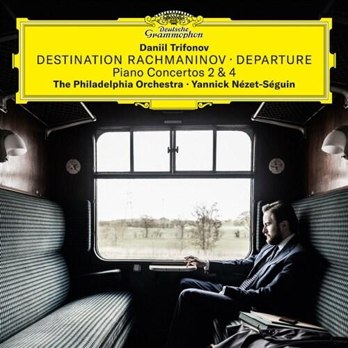라흐마니노프 : 피아노 협주곡 2, 4번
