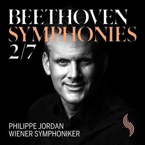 [수입] 베토벤 : 교향곡 2번, 7번