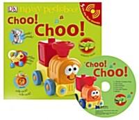 노부영 Choo! Choo! (Board Book + CD) (Board Book + CD)