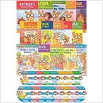 Arthur Chapter Book 15종 세트 (Book + CD) (15 Paperbacks + 15 Audio CDs)