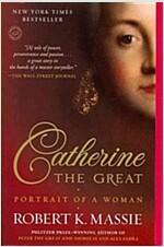[중고] Catherine the Great: Portrait of a Woman (Paperback)