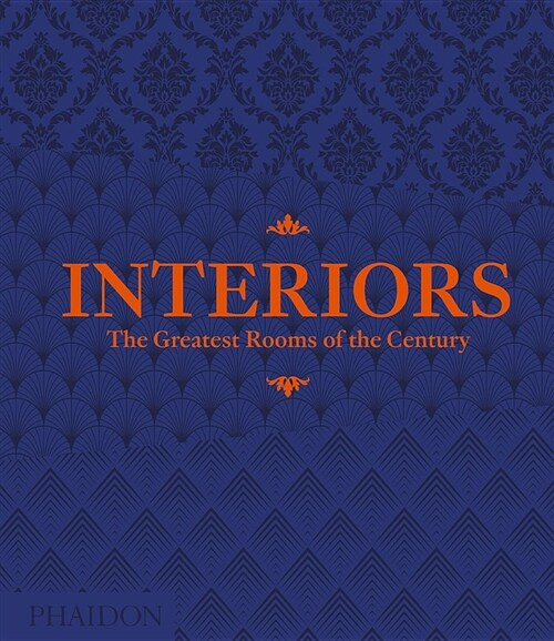 Interiors (Midnight Blue Edition) : The Greatest Rooms of the Century (Hardcover)