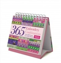 Embroidery Combinations Perpetual Calendar: 365+ Crazy Quilt Seams from Valerie Bothell (Other)