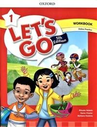 (5판)Let's Go 1: Workbook with Online Practice (Paperback, 5th Edition )